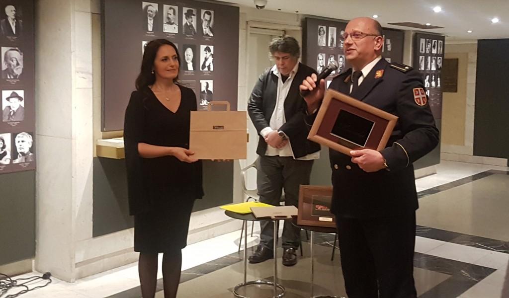 Награда Mузика Класика Ансамблу Станслав Бинички