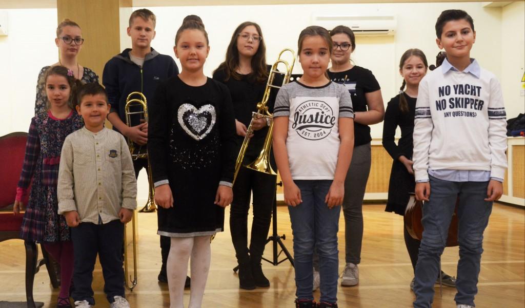 Oдржана aудиција за концерт Наша деца 2019