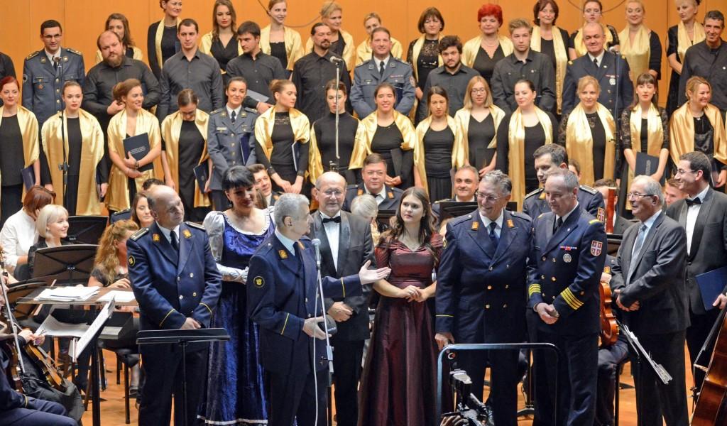 Muzički dar kolegama i publici