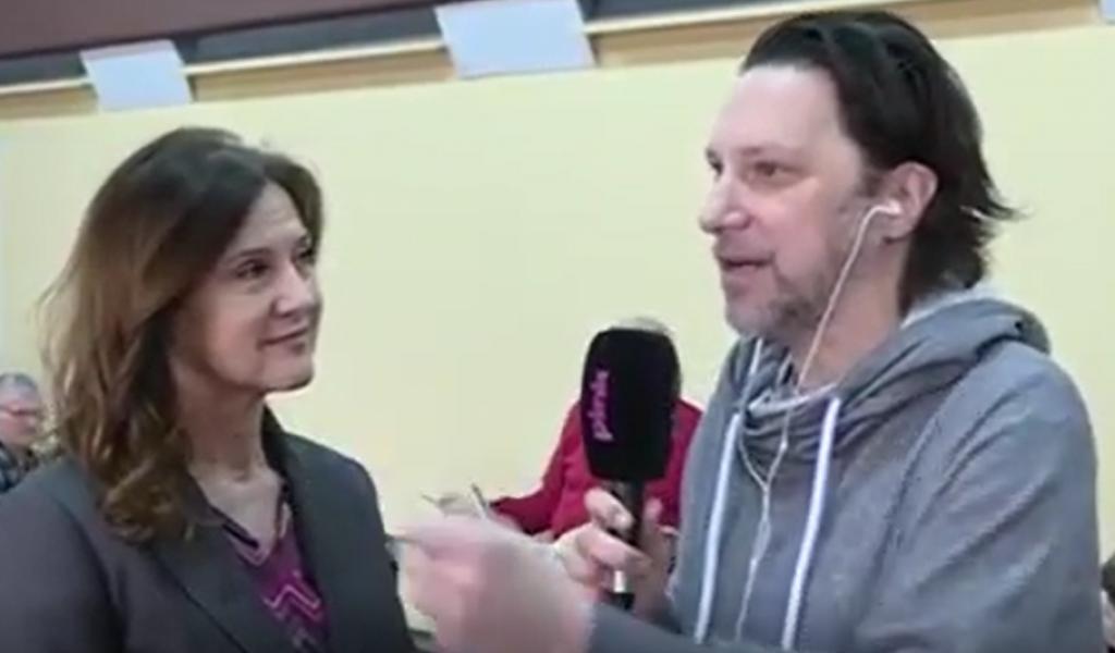 РТВ ПИНК Најава Светосавског бала- вс Хелена Милошевић