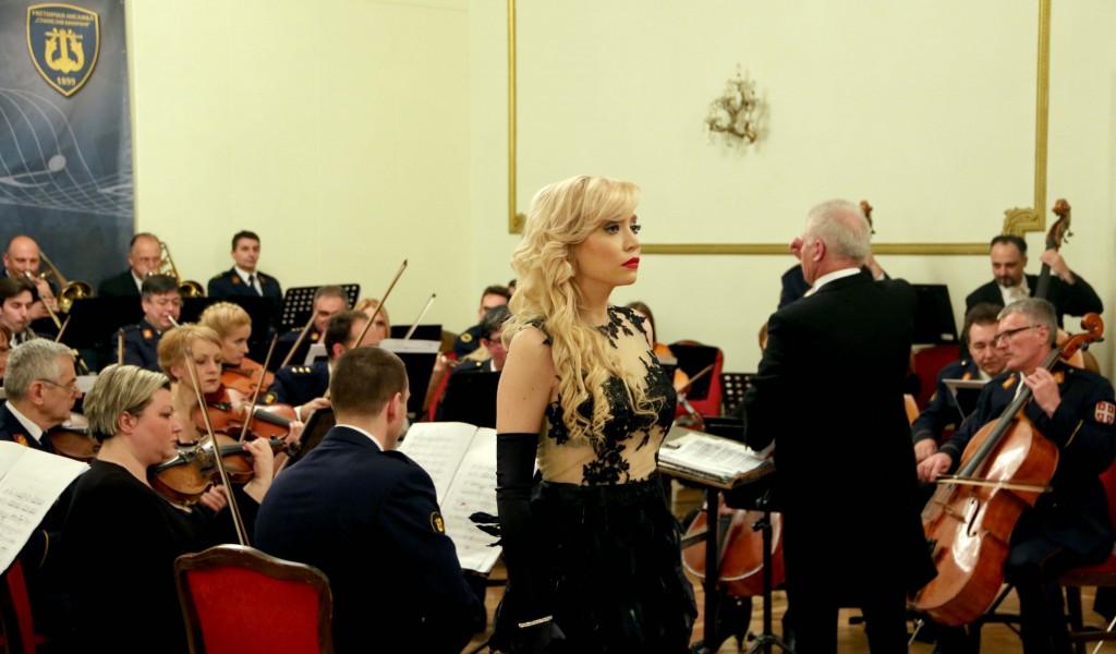 Отворен Фестивал Словенске музике
