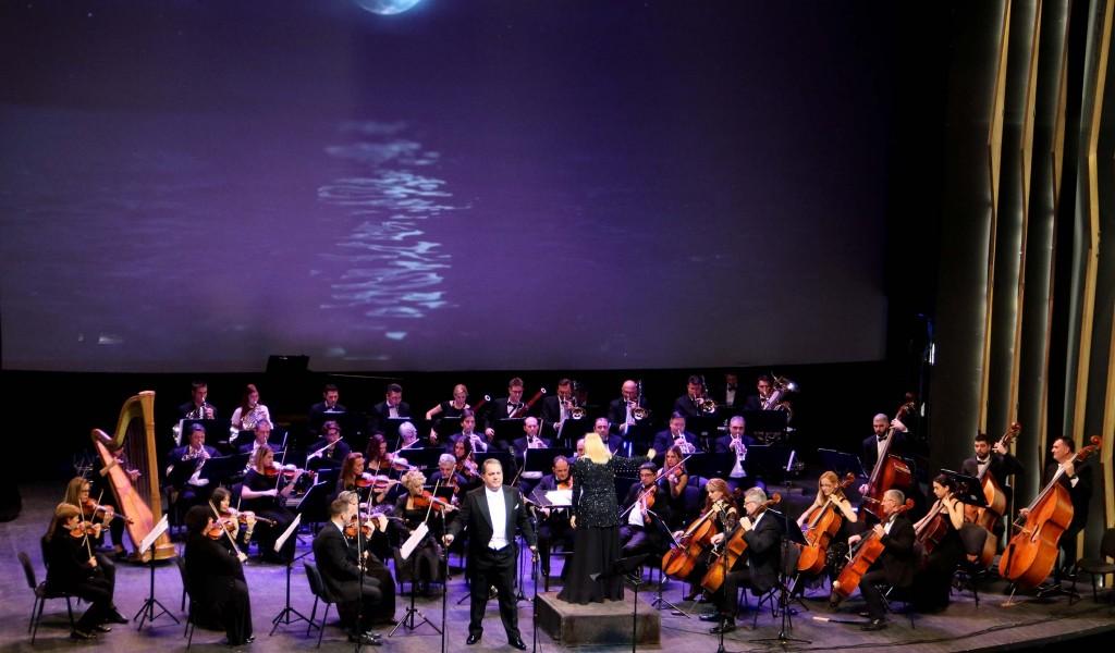 Novogodišnji operski gala koncert Ansambla Binički