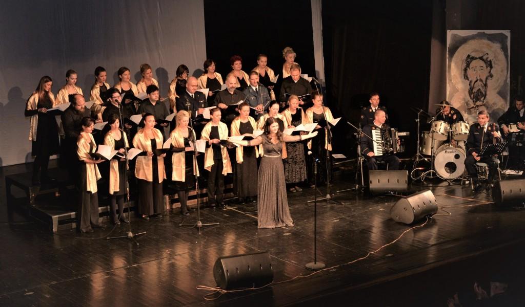 Концерт у оквиру духовних свечаности Епархије милешевске