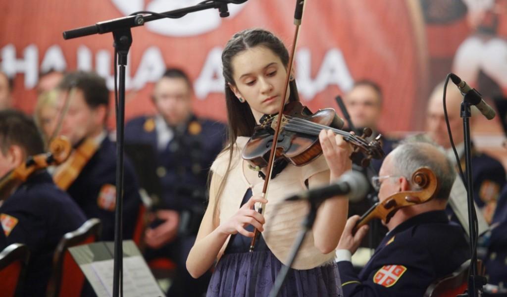 Продужено пријављивање за концерт Наша деца