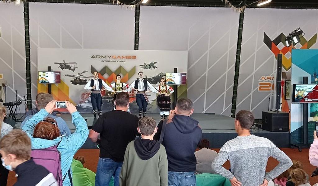 Zapažen nastup predstavnika Srbije na Festivalu nacionalne kulture u Moskvi