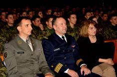 Уметнички aнсамбл и Хор МО и ВС на Војној академији