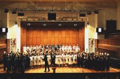 Бинички на Београдском хор фесту