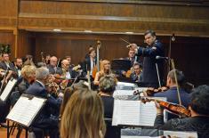 Музички дар колегама и публици