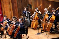 Koncert Muzika iz Novog sveta