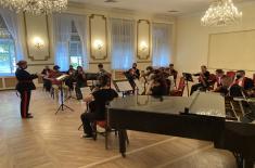 Музичка радионица у Дому Војске у Београду
