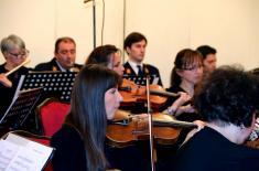 Вече Моцарта у београдском Дому Војске