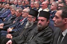 Свечана академија поводом Дана Војске Србије