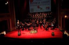 """Хуманитарни концерт """"ИПА и пријатељи"""" у Народном позоришту"""