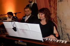 """Ansambl """"Stanislav Binički"""" na Svetosavskom balu u Beču"""