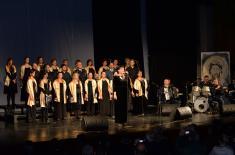Koncert u okviru duhovnih svečanosti Eparhije mileševske
