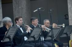 Концерт са првом трубом француске поводом Дана Ансамбла