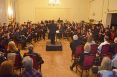 Чланови љубљанског Конзерваторијума наступили у Дому Војске Србије