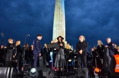 """Rok simfonija na """"Danima Beograda 2019"""""""